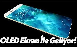 iPhone 8 OLED Ekran İle Geliyor!