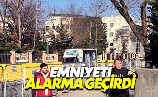 İstanbul Emniyet Müdürlüğündeki Silah Seslerinin Nedeni Belli Oldu