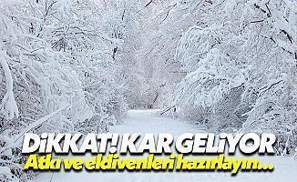 İstanbul ve Ankara ne zaman kar yağacak 22 Ocak Pazartesi hava durumu