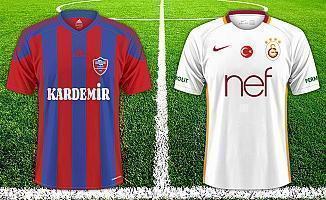 Karabükspor Galatasaray maçı ne zaman hangi kanalda şifresiz mi