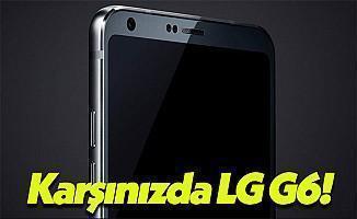 LG G6 Basına Sızdırıldı!