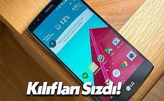 LG G6 Kılıfları Sızdırıldı!