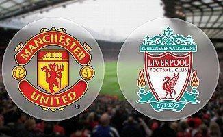 Manchester United Liverpool 1-1 Geniş Maç Özeti