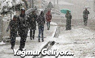 Meteoroloji Genel Müdürlüğü Yeni Yağış Açıklaması