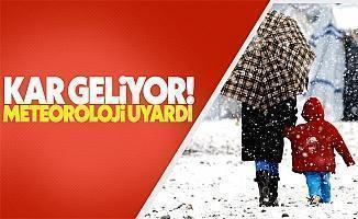 Meteoroloji son dakika İstanbul ve Ankara ne zaman kar yağacak 15 tatil uzatılacak mı