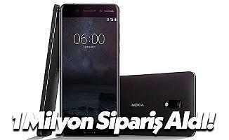 Nokia 6 Modeli 1 Milyon Sipariş Aldı!