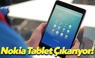 Nokia Yeni Bir Tablet Çıkarmaya Hazırlanıyor!