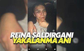 Reina saldırganı katliamcısı yakalanma anı hangi sitede yakalandı (video)