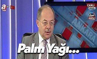 Sağlık Bakanı Recep Akdağ: Palm Yağını Araştırıyoruz!