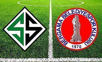 Sakaryaspor Bergama Belediyespor canlı A Spor maç yayını donmadan kesintisiz