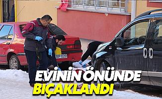 Sivas'ta Kadın Cinayeti