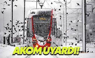 Son Dakika: AKOM İstanbullu Vatandaşları Uyardı!
