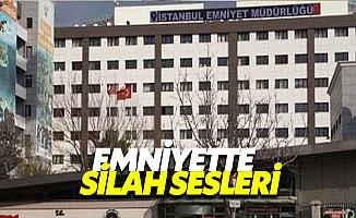 Son Dakika İstanbul Emniyet Müdürlüğü Önünde Silah Sesleri