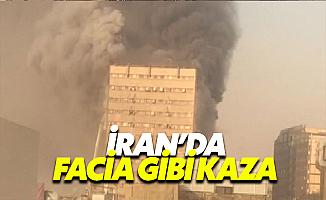 Tahran'da Yangın: Çok Sayıda Ölü Var