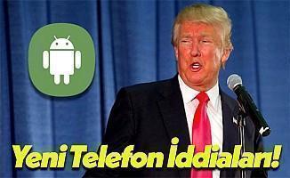 Trump İçin Özel Bir iPhone Hazırlanmış Olabilir!