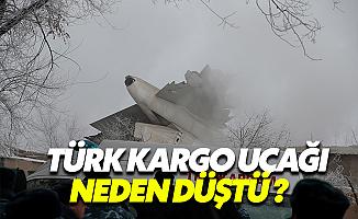 Türk Kargo Uçağı Neden Düştü
