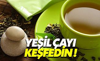 Yağ Yakımı İçin Yeşil Çay İçin