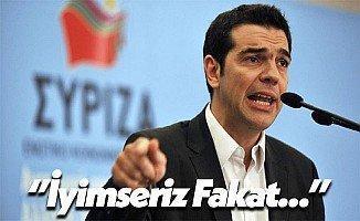 Yunanistan Başbakanı Alexis Çipras: Türkiye Sorumlu ve İyi Davranmalı!