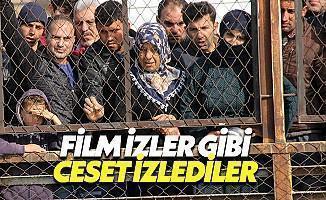 Adana'da Film İzler Gibi Ceset Çıkarma Operasyonu İzlediler