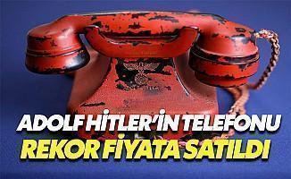 Adolf Hitler'in Telefonu Rekor Fiyata Satıldı