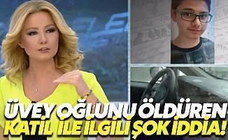 Ahmet Coşkun'u Öldüren Üvey Babası İle İlgili Şok İddia!