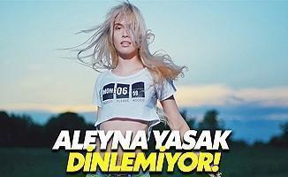 Aleyna Tilki Bu Kez De Ehliyetsiz Araç Kullandı