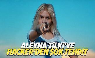 Aleyna Tilki tehdit mi edildi Instagram hesabı hacklendi mi