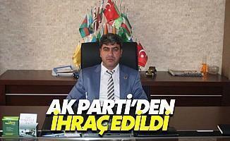Ali Osman Yıldız AK Parti'den İhraç Edildi