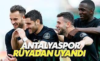 Antalyaspor'da Rüya Sona Erdi