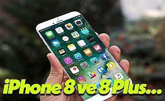 Apple iPhone 8 ve iPhone 8 Plus Hakkında Flaş İddia!
