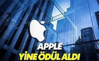 Apple Yine Ödül Aldı