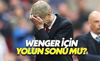 Arsene Wenger İçin Yolun Sonu Geldi Mi