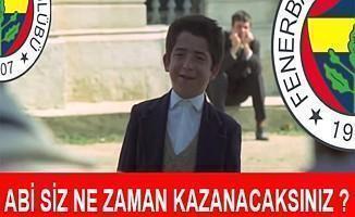 Avrupa'ya veda eden Fenerbahçe sosyal medyada