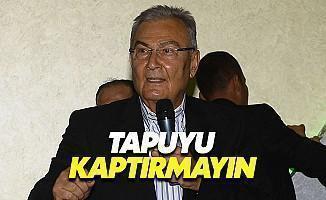Baykal'dan Demirel'li Referandum Mesajı