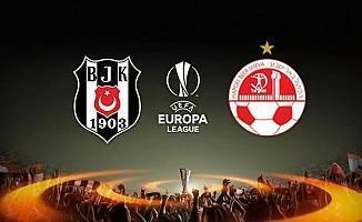 Beşiktaş Hapoel Beer Sheva maçı ne zaman şifresiz mi yayınlanacak