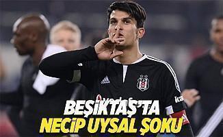 Beşiktaş'ta Necip Uysal şoku Galatasaray derbisinde yok