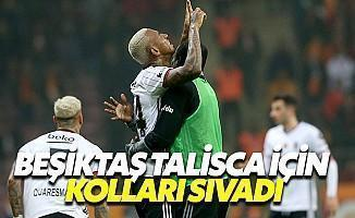 Beşiktaş, Talisca'nın Bonservisi İçin Girişimlere Başladı