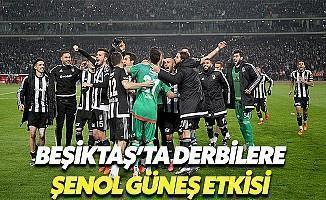 Beşiktaş'ın Derbi Karnesi İyiye Gidiyor