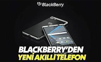 BlackBerry'den Yeni Akıllı Telefon: Mercury