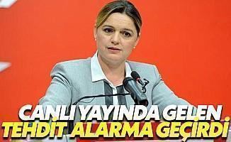 CHP'li Selin Sayek Böke'ye Ölüm Tehdidi Şoku
