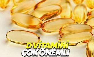 D Vitamini Sanıldığından Daha Önemli!