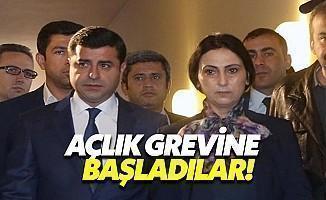 Demirtaş'ın Kaldığı Cezaevinde Olay Çıktı