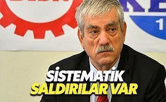 DİSK Genel Başkanı Beko'dan Müjdat Gezen'e Geçmiş Olsun Mesajı