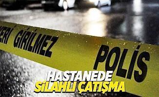Diyarbakır'da hastane önünde silahlı çatışma: 2 ölü