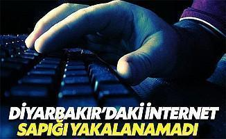 Diyarbakır'daki İnternet Sapığı Yakalanamadı