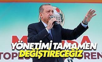 Erdoğan: Bizim Rejimle Sorunumuz Yok
