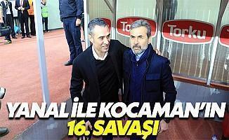Ersun Yanal ile Aykut Kocaman'ın 16. Savaşı