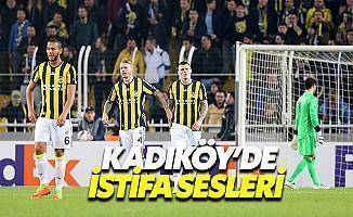 Fenerbahçe'de Avrupa'da da Kayıp