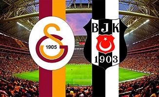 Galatasaray Beşiktaş derbisi ne zaman saat kaçta oynanacak