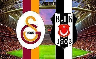 Galatasaray Beşiktaş derbisinin iddaa oranları